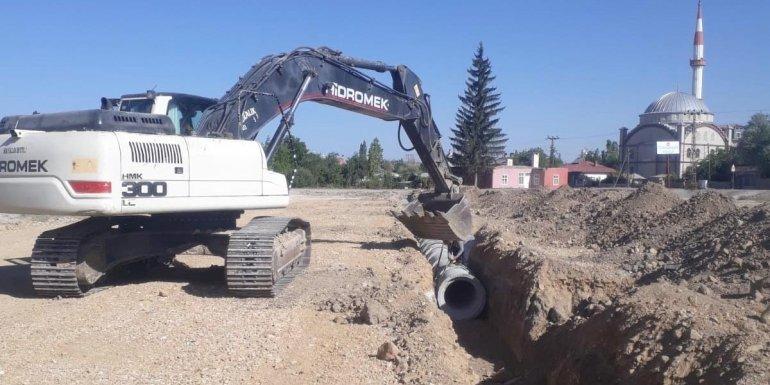 Van Büyükşehir Belediyesi sele karşı önlemlerini artırıyor