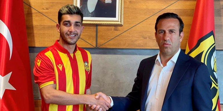 Yeni Malatyaspor, sağ bek Taha Gür'ü transfer etti