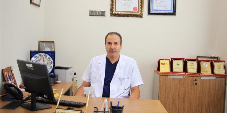 Mardin'den tedavi için Elazığ geldi, şifayı şehir hastanesinde buldu
