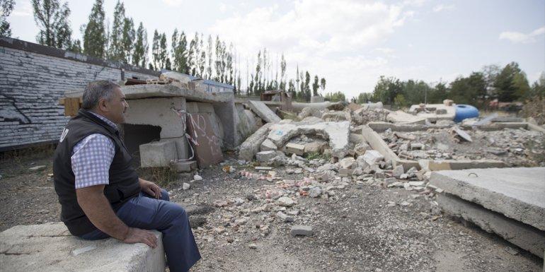 ÖNLEMİ HAYAT KURTARAN AFET: DEPREM - AFAD görevlisi depremde kaybettiği yeğenlerini her görevde hüzünle hatırlıyor