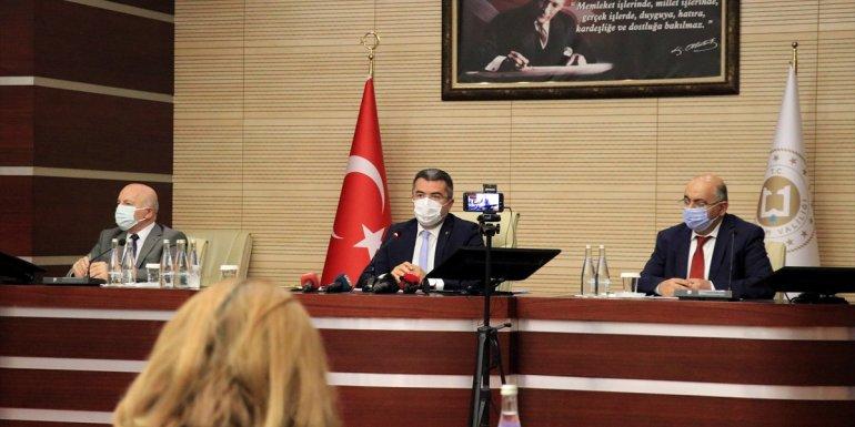 Erzurum Valisi Okay Memiş'ten afet bölgelerine destek için yardım çağrısı: