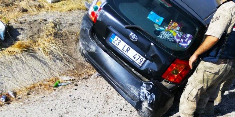 Malatya'da trafik kazası: 1 ölü, 3 yaralı
