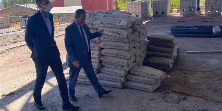 Adilcevaz'da tekstil atölyesi kuruluyor