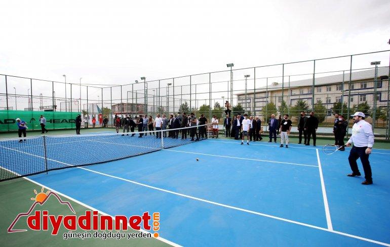 Ağrı Dağı Tenis Turnuvası5