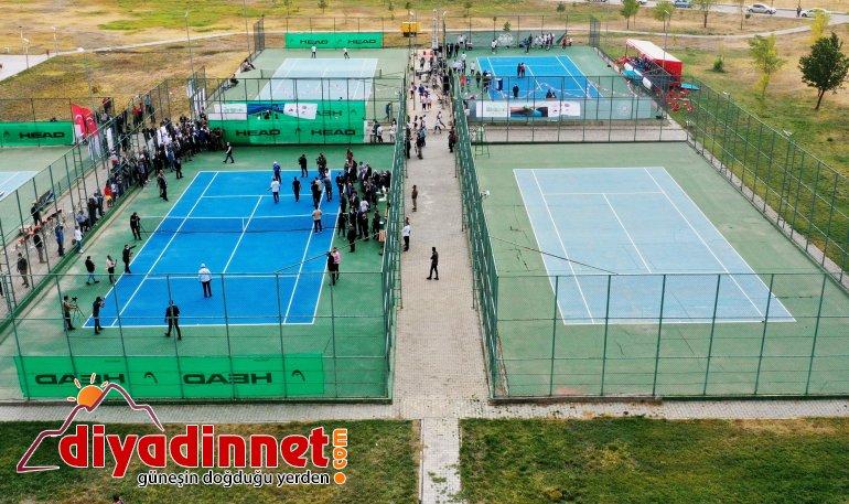 Ağrı Dağı Tenis Turnuvası6