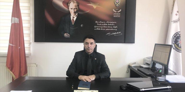 Doğanşehir İlçe Emniyet Müdürü Samaraz görevine başladı1