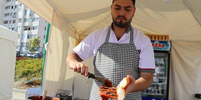 Elazığ'da '3. Geleneksel Salçalı Köfte Festivali'