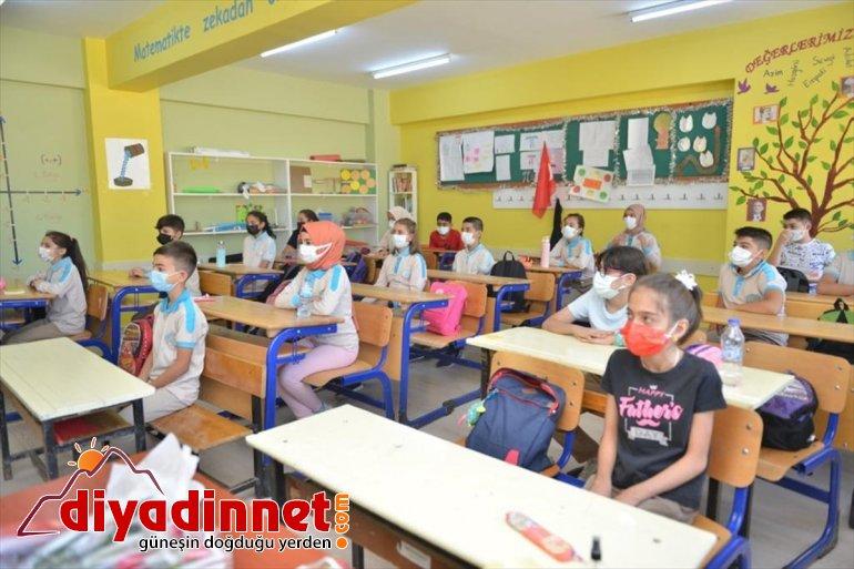 öğrenciler başı Elazığ'da yaptı  ders 6