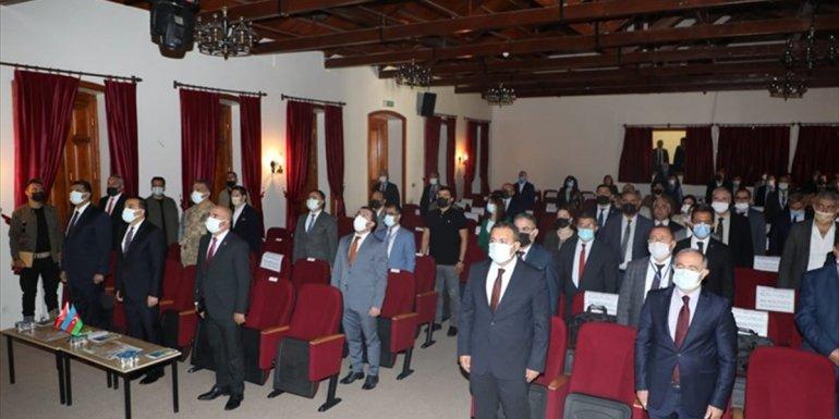 Kars Antlaşması'nın önemi konferansta ele alındı1