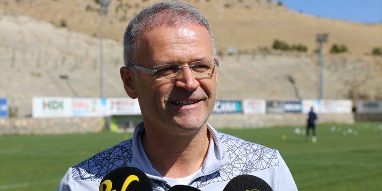 MALATYA - Yeni Malatyaspor, Hatayspor maçında 3 puanı hedefliyor1