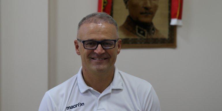 Yeni Malatyaspor Teknik Direktörü İrfan Buz, Beşiktaş maçından umutlu