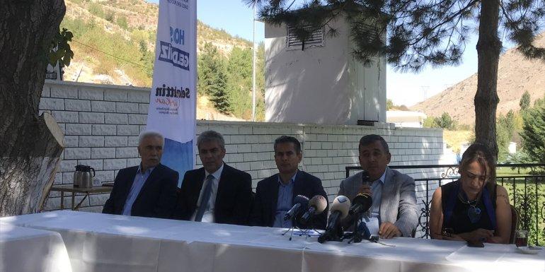 MASKİ Genel Müdürü Mert gazetecilerle bir araya geldi