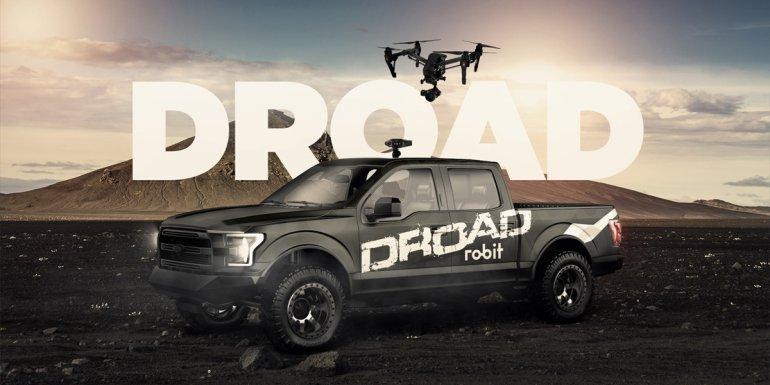 Sınırın mobil bekçisi olmaya aday 'DROAD' 7/24 operasyon desteği sunuyor