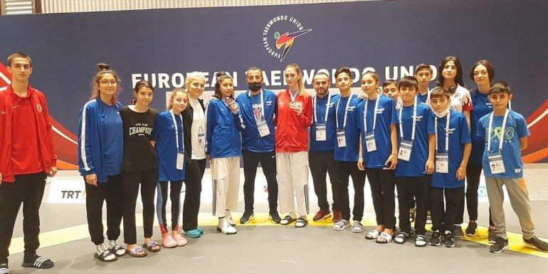 Türk Telekom'un milli tekvandocularına 6. WT Başkanlık Kupası'ndan dört madalya1