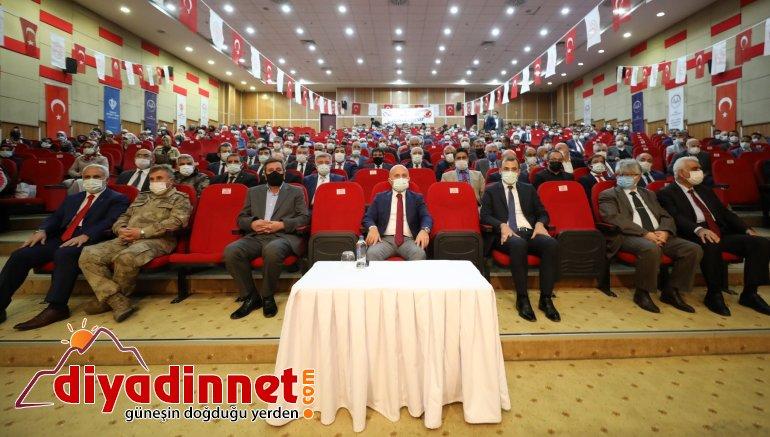 Ağrı Cami Din Görevlileri Vefa konferans4