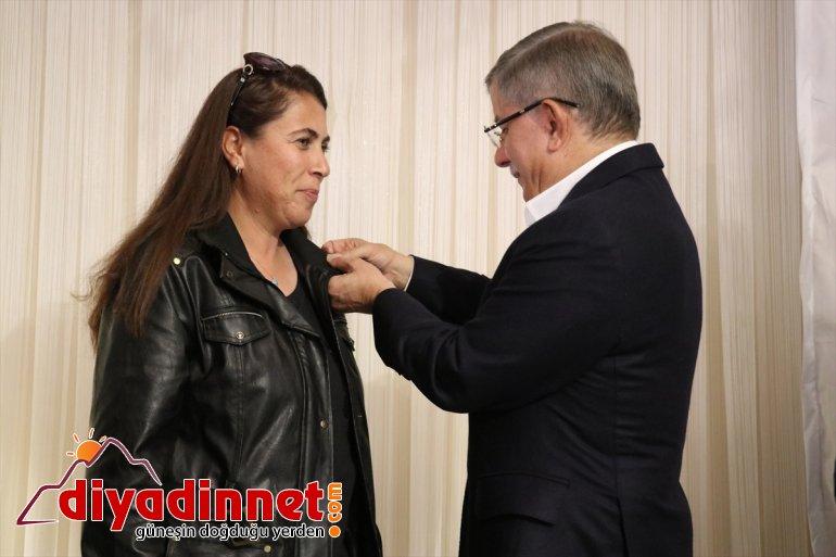 - temsilcileri kanaat Genel Partisi Davutoğlu, AĞRI Başkanı Gelecek STK ve buluştu önderleriyle 4