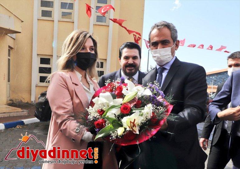 Eğitim Milli buluştu Bakanı - Özer, Mahmut öğrencilerle AĞRI 14