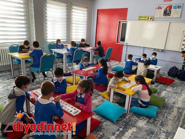 Ağrı öğretmen ve öğrencilere yönelik zeka oyunları ve sanat projeleri1