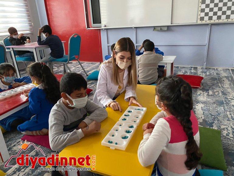 Ağrı öğretmen ve öğrencilere yönelik zeka oyunları ve sanat projeleri4