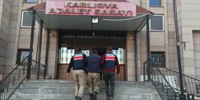 Bingöl'de kasten öldürme suçundan aranan şüpheli yakalandı1