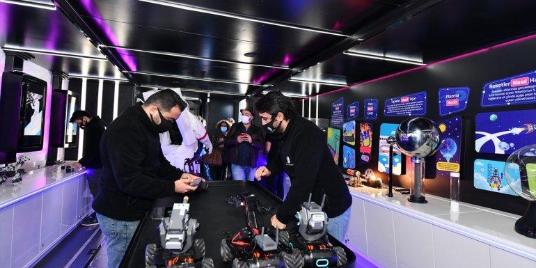 'Doping Teknoloji Tırı' 10 Ekim'de yola çıkıyor