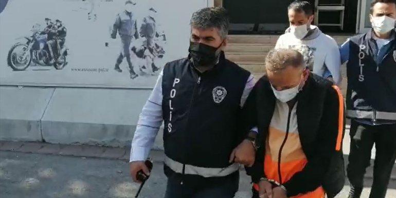 Erzincan'da kendilerini polis olarak tanıtıp dolandırıcılık yapan iki zanlı polisten kaçamadı