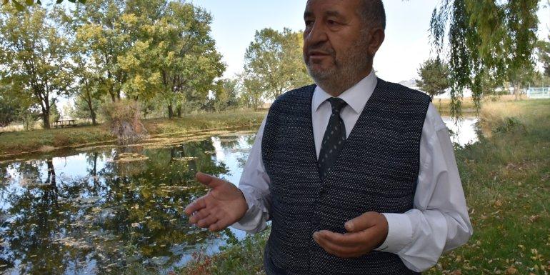 ERZURUM - Atatürk Üniversitesi organik alabalık yetiştiricilerine öncü olacak1