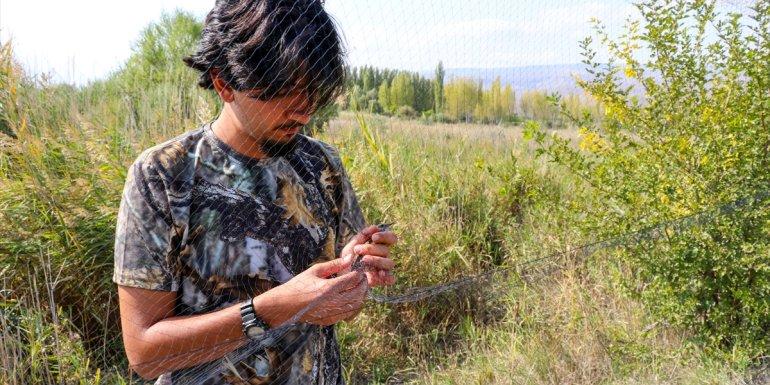 IĞDIR - Aras Kuş Cenneti yabancı araştırmacıların da ilgisini çekiyor1