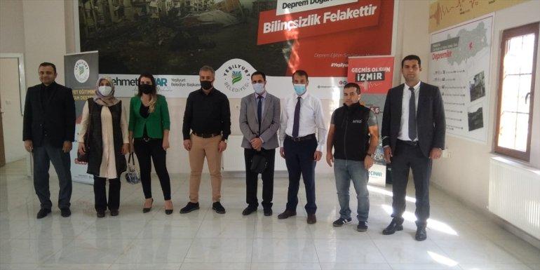 Malatya Denetimli Serbestlik Müdürlüğü personeline seminer verildi