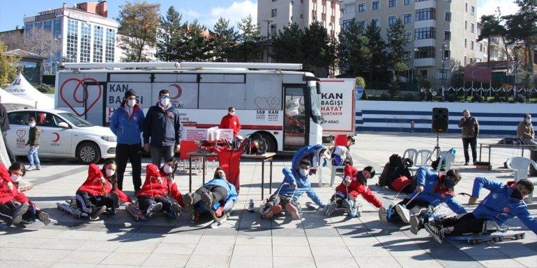 Tekerlekli Kızak Türkiye Şampiyonası, Erzurum'da düzenlenecek