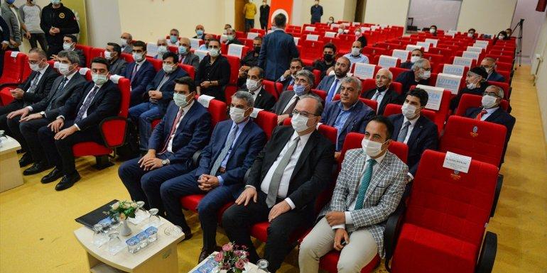 TUNCELİ - Avrupa'da Alevilik İstişare Toplantısı düzenlendi1