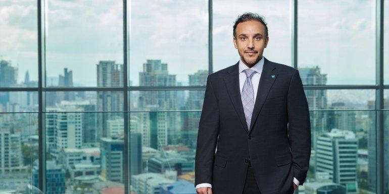 Türkiye Finans'ın yeni yönetim kurulu üyesi Moath Saad Alnasser oldu1