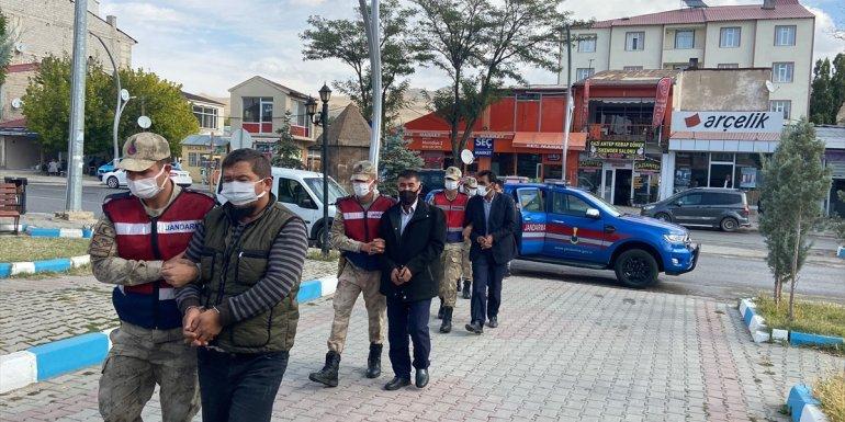 VAN - 27 düzensiz göçmen yakalandı1